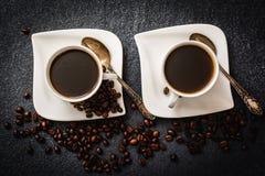 Чашки кофе Стоковая Фотография RF