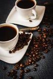 Чашки кофе Стоковые Изображения