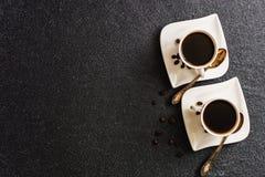 Чашки кофе Стоковые Изображения RF