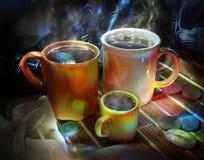 чашки надеясь 3 Стоковые Изображения
