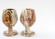 Чашки оникса Стоковое фото RF