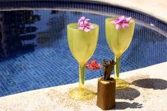 чашки пар Стоковая Фотография