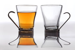 чашки Стоковая Фотография