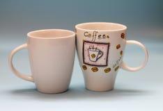 2 чашки Стоковая Фотография RF