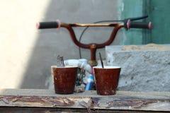 чашки Стоковая Фотография RF