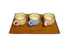 чашки Стоковые Фотографии RF