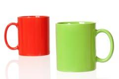 чашки 2 Стоковое фото RF