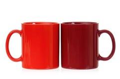 чашки 2 Стоковая Фотография RF