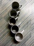 чашки Стоковые Изображения RF