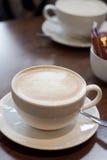 Чашки lattes Стоковое Изображение RF
