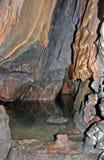 чеддер 3 подземелиь стоковые фото