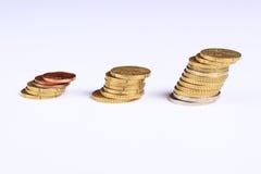 чеканит деньги Стоковые Изображения RF