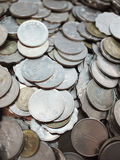 чеканит доллар Hong Kong стоковое изображение