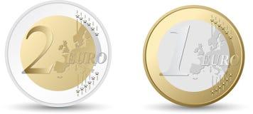 чеканит евро бесплатная иллюстрация
