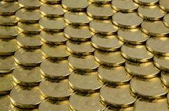 чеканит золотистое Стоковая Фотография RF