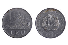 чеканит Румынию Стоковое фото RF