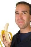 человек банана стоковые изображения rf