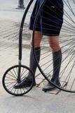 человек велосипеда стоковое изображение