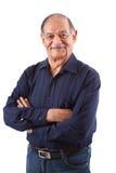 Человек восточного индейца Стоковая Фотография