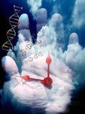 человек генетики Стоковая Фотография