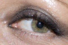 человек глаза Стоковое Изображение RF