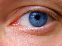 человек глаза Стоковые Фото