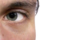 человек глаза Стоковое Изображение