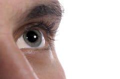 человек глаза Стоковые Изображения