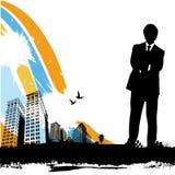 человек города дела урбанский бесплатная иллюстрация