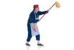 человек домочадца Стоковая Фотография RF