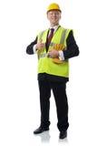 Человек здоровья и безопасности Стоковое Изображение RF