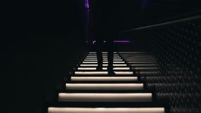Лестница ночного клуба ночные клубы метро перово