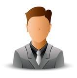 человек куртки Стоковая Фотография