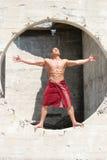 человек мышечный Стоковая Фотография RF