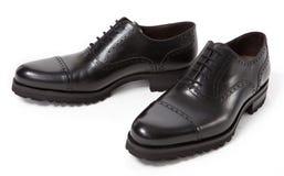 человек обуви Стоковая Фотография