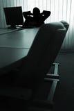 человек ослабляя Стоковая Фотография RF