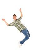 человек падения к Стоковое Изображение RF