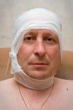 человек повязки головной Стоковая Фотография RF
