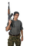 человек пушки Стоковое Фото
