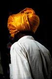 человек Раджастхан Индии индийский Стоковое Фото