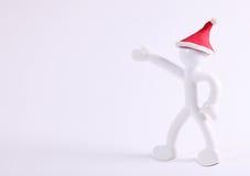 человек рождества Стоковые Фотографии RF