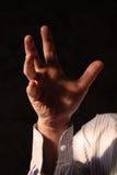 человек руки Стоковое фото RF