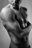 человек сексуальный Стоковые Фото
