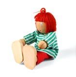 человек сидит деревянное стоковая фотография rf