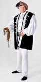 человек содержателя costume стоковые изображения rf