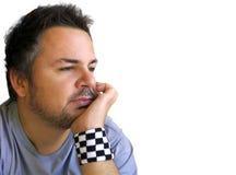 человек спокойный Стоковая Фотография RF