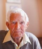 человек старый Стоковое фото RF