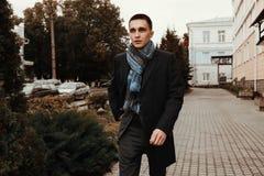 человек стильный Стоковые Фотографии RF