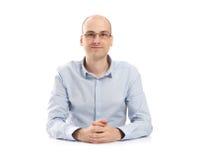 человек стола дела Стоковые Фотографии RF