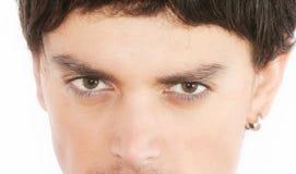 человек стороны Стоковые Фотографии RF